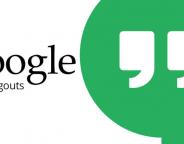 Google Hangouts : La dernière connexion mise en évidence