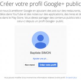 Google+ : La création forcée des comptes abandonnée