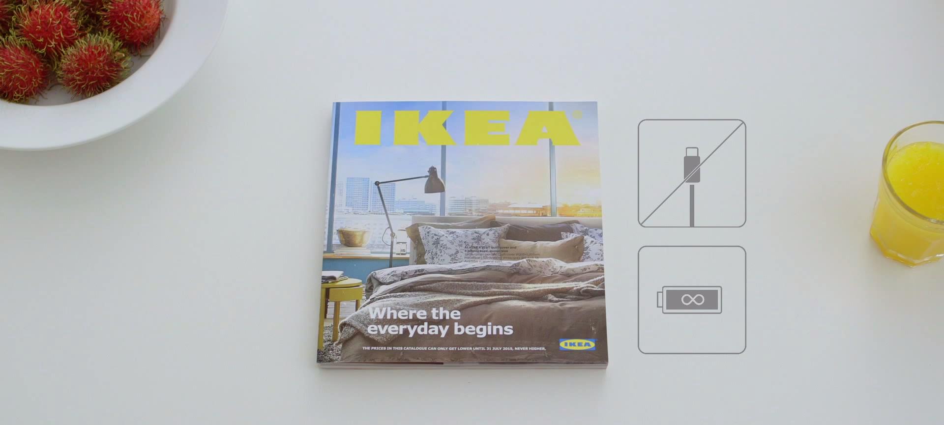 Ikea d voile le bookbook en parodiant apple weblife - Ikea le plus proche ...