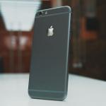 iPhone 6 : Coque arrière
