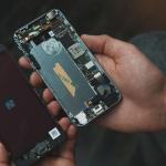 iPhone 6 : Intérieur & écran
