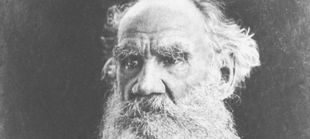 Google : Léon Tolstoï, l'écrivain russe en doodle