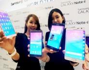 Samsung : Le Galaxy Note 4 disponible en France fin octobre