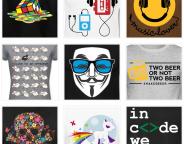 Concours : 3 t-shirts SpreadShirt à gagner pour la rentrée