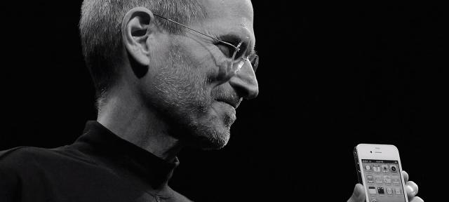 Steve Jobs & l'iPhone