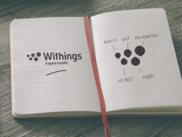 Logo Withings en dessin