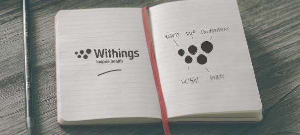 Withings : Le nouveau logo présenté en vidéo