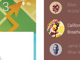 Android Wear : Capteur GPS & musique hors connexion