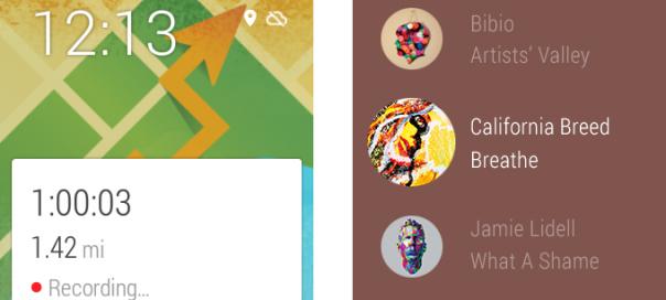 Android Wear : L'OS s'affranchit des smartphones
