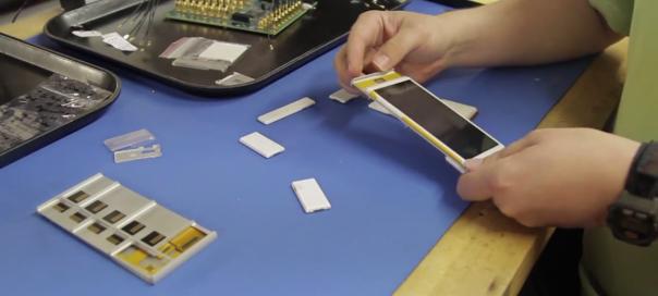Ara : Smartphone modulaire fonctionnel en vidéo