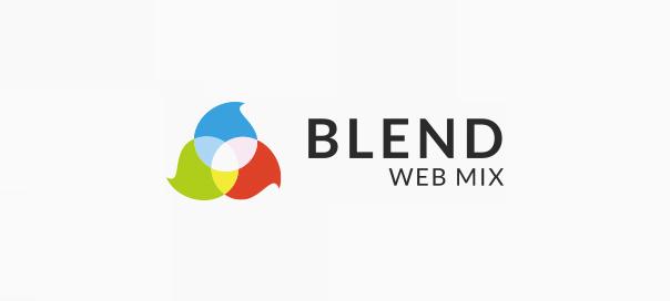 Logo Blend - Web Mix