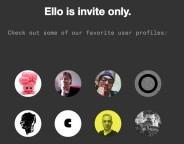 Ello : Récupérer une invitation en quelques secondes