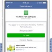 Facebook Safety Check : Rassurez vos proches en cas de catastrophe naturelle