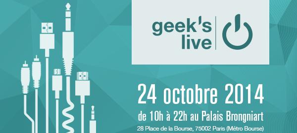 Geek's Live #7