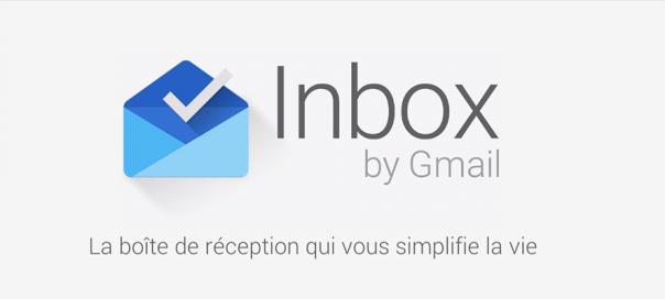 Google : Inbox vous simplifie la vie