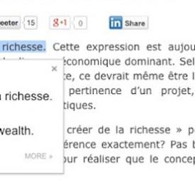 Google Traduction : Une extension pour Google Chrome