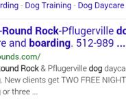 Google : Les sites non-mobiles identifiés dans les SERPS