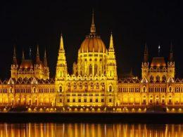 Hongrie : Parlement