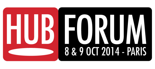 Logo HUBFORUM Paris 2014