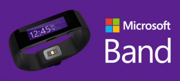Microsoft Band : Le bracelet connecté enfin dévoilé