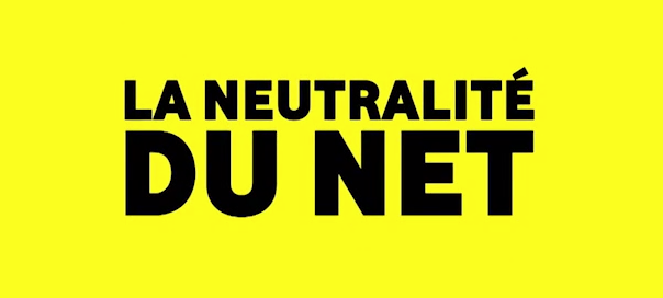 Neutralité internet