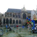 Niki de Saint Phalle : Fontaine Stravinsky