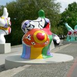 Niki de Saint Phalle : Nanas