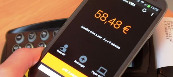 Orange Cash : Test du paiement mobile par NFC