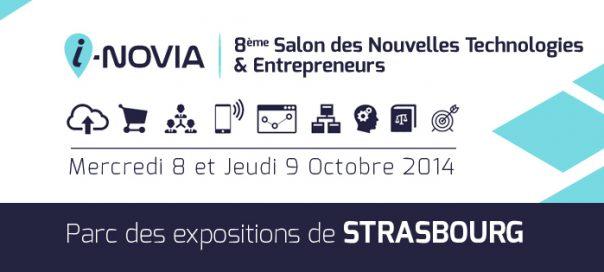 I-Novia : 8ème salon des Nouvelles Technologies & Entrepreneurs