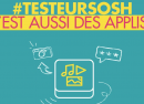Sosh : #TesteurSosh pour promouvoir son appli mobile
