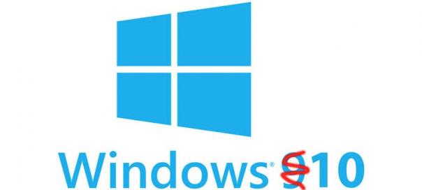 Windows 10 : La véritable raison de cette appellation ?