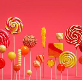 Android Lollipop 5.1 : Mise à jour pour mars