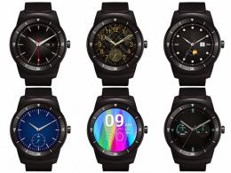 Android Wear : Cadrans de montre personnalisables
