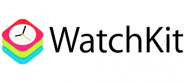 Logo Apple WatchKit