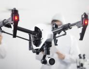DJI: Inspire 1, le drone le plus puissant du marché