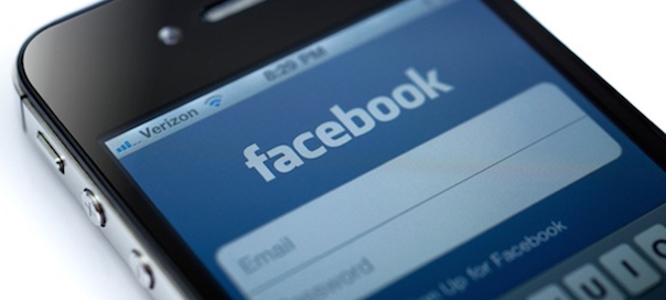 Facebook : L'application vide la batterie de l'iPhone