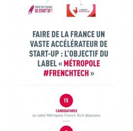 French Tech : Les premières métropoles dévoilées