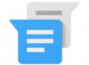 Google Messenger : L'application SMS/MMS qui remplace Hangouts