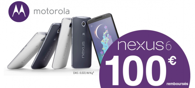 Google Nexus 6 & Free Mobile