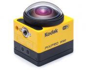 Kodak Pixpro SP360 : L'action camera 360° concurrence la GoPro