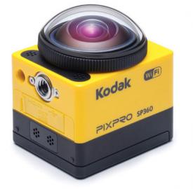 Kodak Pixpro SP360 : L'action camera 360° concurrence la GoPro