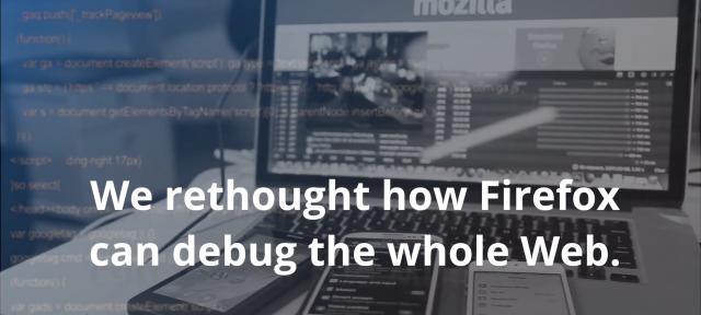 Mozilla : Navigateur internet pour développeurs