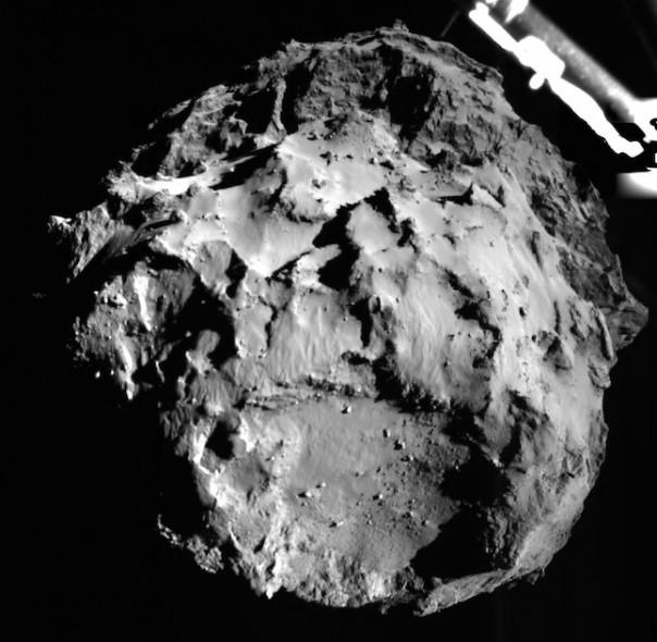 Rosetta & Philae : Comète Tchouri