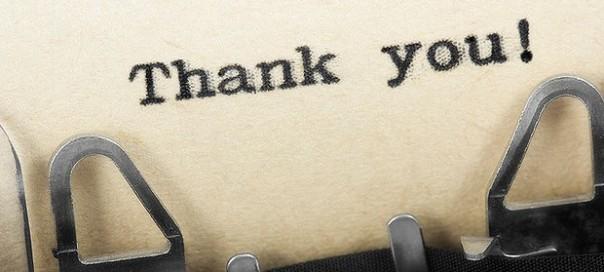 Say Thanks : Les vidéos Facebook pour remercier vos amis