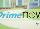 Amazon Prime Now : Livraison en 1h à Manhattan