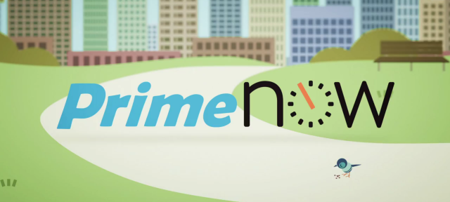 Logo Amazon Prime Now