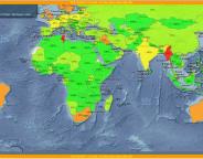 NSA : 70% des réseaux mobiles mondiaux surveillés