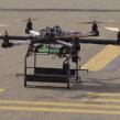 GeoPost : Un drone pour livrer les colis de La Poste