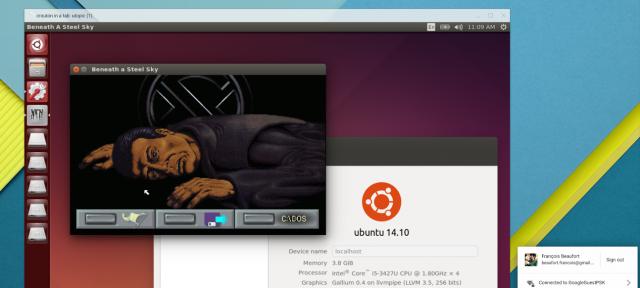 Google Chrome OS & Linux