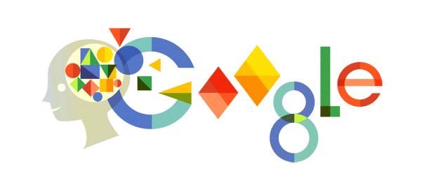 Google : Anna Freud, la psychanalyste en doodle
